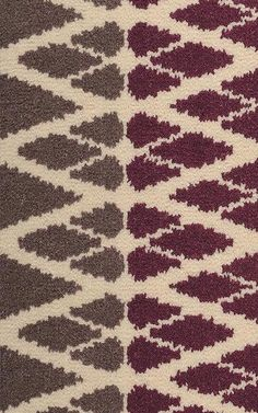 Alternative Flooring's Quirky B Margo Selby Fair Isle Reiko Carpet. The warm, rich tones of the Quirky B Margo Selby Fair Isle Reiko Carpet make it perfect for the bedroom, lounge, dining room, stairs or home office. Alternative Flooring, Patterned Carpet, Carpet Runner, Ultra Violet, Inspiration, Dining Room, Stairs, Lounge, Warm