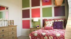 Kids' Bedroom Wall Paint Ideas | HomeDecorMags.Com