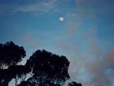 Luna...desde Monserrate