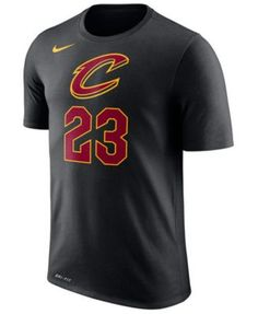 ca49f458 Nike LeBron James Cleveland Cavaliers Statement Name and Number T-Shirt,  Big Boys (8-20) & Reviews - Sports Fan Shop By Lids - Men - Macy's