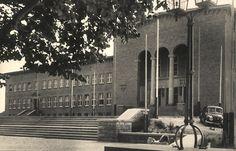 Rostock, Schwimmhalle, 50er