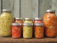 Fermented Food is Rich in Probiotics #healthy #organic