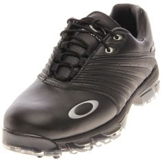 SALE - Oakley Full-Auto Tour Golf Cleats Mens Black - Was $170.00. BUY Now - ONLY $159.99