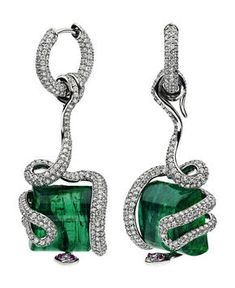 Through the collaboration of The World Land Trust, the ethical emerald mining company Gemfields, and eight world-class jewelry designers; this joint venture's purpose is to build awareness around the protection of the World Land Trust's 'Indian Elephant Corridor' project and to raise money.