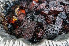 Smoked Beef Brisket Burnt Ends Bbq Grill - Smoked beef brisket burnt ends & geräucherte rinderbrust verbrannte enden - Beef Brisket Recipes, Bbq Brisket, Smoked Beef Brisket, Grilling Recipes, Smoked Pork, Texas Brisket, Texas Bbq, Barbecue Recipes, Brisket Burnt Ends