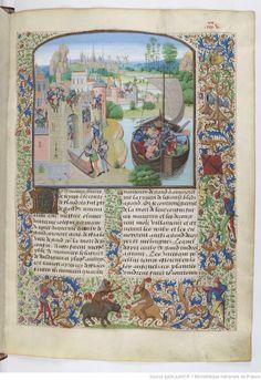 Chroniques de Jean Froissart (BNF, Fr 2644)