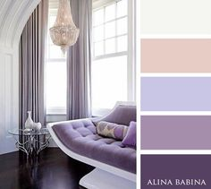 Purple + soft pink [alina-babina]