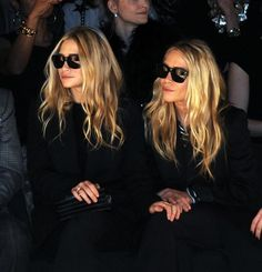 olsens front row