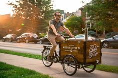Say Hello to Mission Cold Brew, Columbus' Hot New Cold Tap Bike