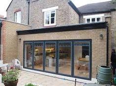 Image result for bi fold doors extension