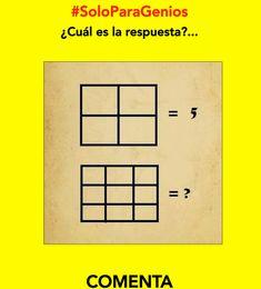 ¡Wow!, ¿Pudiste resolverlo?Conoce muchas actividades perfectas para mejorar la…