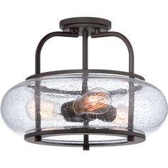 Lighting Decorative Lighting Fixtures - Ceiling/Flush Mount Fixtures - City Plumbing & Electric $291.92