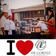 #ILoveDeCortez #DeCortezRestaurant #SheratonGourmet