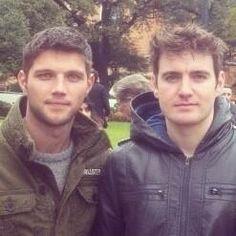 Colm and Emmet