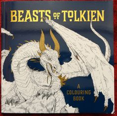 Mauro Mazzara, Andrea Piparo - Beasts of Tolkien - A Colouring Book