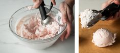 Learn how to make ice cream scoop candles featuring Rose Petal Gelato fragrance oil, soy wax, and Mini Tumbler containers. Diy Whipped Cream, Make Ice Cream, Cream Candles, Soy Wax Candles, Diy Candles, Candle Making Business, Homemade Candles, Candle Art, Soap