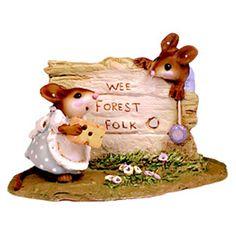 Love Wee Forest Folk