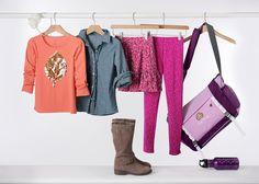 Girls Favorite Looks-Back to school 2