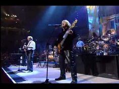 Live, released in 2000    - Justin Hayward / guitars, vocals  - John Lodge / bass guitar, vocals  - Ray Thomas / flute, vocals, tambourine  - Graeme Edge / drums, percussion    With:  - The World Festival Orchestra  - Larry Baird / conductor, arranger  - Paul Bliss, Bias Boshell / keyboards  - Gordon Marshall / drums, percussion  - Susan Shattock & Tracy Gr...