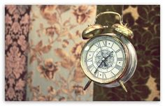Old Alarm Clock HD desktop wallpaper : Widescreen : High Definition : Fullscreen : Mobile