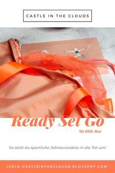 {My little Box} Ready Set Go - Januar 2020 Beauty Box, Little Boxes, Beauty Review, German, Make Up, Castle, Hacks, Clouds, Content