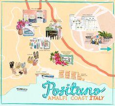 Where to Go in Positano