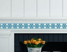 Nuevas cenefas adhesivas para la decoración de baños, cocinas y habitaciones