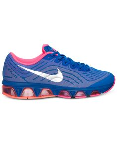 Nike Women s Air Max Tailwind 6 Running Sneakers from Finish Line Shoes -  Finish Line Athletic Sneakers - Macy s 8be58816a