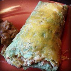 Super easy and delicious ground turkey enchiladas.. Yummmmm!