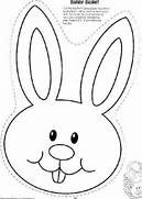 bunny head with ears coloring page - Google Search   Embroidery ideas ...