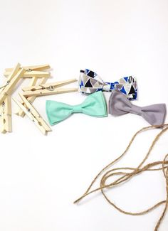 Little man baby shower. Bow tie baby shower by LovelyLittleBabies, $49.00 Shower Set, Shower Ideas, Little Man, Little Babies, Baby Boy Shower, Baby Showers, Diaper Parties, Clip On Bow Ties, Cute Themes
