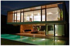 diseños de fachadas para casas modernas