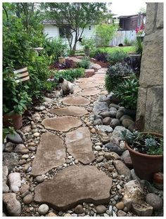 35 Fascinating Front Yard Rock Garden Design Ideas To Try Asap