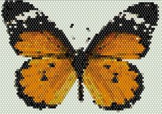 Схемы: Альбом пользователя yarina: Мозаичные бабочки, схемы