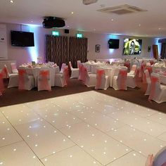 �� LED Starlit Dance Floor �� Light up the disco at your event with our beautiful and stylish LED Dance Floor! Even those guests that don't dance won't be able to resist showing their moves with sparkling twinkly lights underneath their feet! ���� Perfect addition to capture your first Dance in style! �� What's even more fabulous is that our Dance Floor is currently on offer at £199* #dancefloor #led #offer #honeyhour #wedding #party #event #bride #groom #birthday #dance http://gelinshop.com