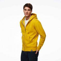 Heavyweight Full Zip Hooded Sweatshirt | American Giant