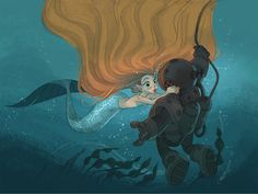 """""""Deep in the ocean..."""" by Carlos Luzzi*  Blog/Website 