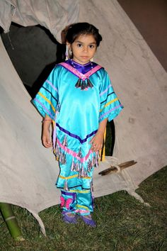 Native American Jingle dress by Deb