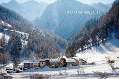 Italy - Giordano - Prali by YariGhidone, via Flickr