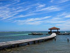 CoCo View #Scuba #Diving Resort's Over Water Bungalow in #Roatan, Honduras