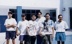 Colegio Inglés Hidalgo, 1994.