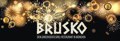 Liebe Gaeste, Freunde & Kollegen,         wir wuenschen euch allen ein frohes und gesegnetes Weihnachtsfest.     Vielen Dank fuer das Jahr 2016. Ein dickes Danke an unser gesamtes Team, Ihr  wart spitze.     Wir freuen uns auf das Jahr 2017 mit euch. Feiert mit uns im Brusko.           Euer Brusko Team.    Brusko griechisches Grill Restaurant   www.brusko.de #Brusko #griechisches #Grill #Restaurant #Muenchen #Schwabing #Grieche #Cocktailbar #Businesslunch #Leopoldstrasse…