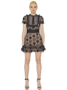 DRESSES - SELF-PORTRAIT - LUISAVIAROMA.COM - WOMEN'S CLOTHING - FALL WINTER 2016 - LUISAVIAROMA.COM