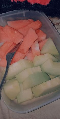 Snap Food, Eat Fruit, Food Photo, Food Pictures, Cantaloupe, Latte, Food And Drink, Diet, Cooking
