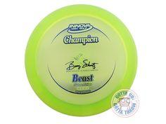 NEW Innova Champion Beast 171g Green Blue Foil Distance Driver Golf Disc #Innova