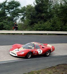 Rétrospective : les 24 Heures du Mans 1968