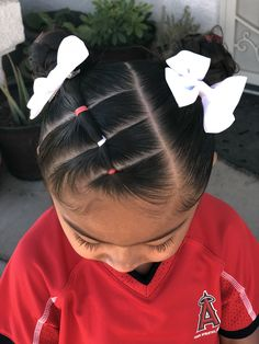 Girl Hairstyles 388928117824511107 - baby girl hair style – Baby Hair Style Source by embkirari Cute Toddler Hairstyles, Girls Natural Hairstyles, Kids Braided Hairstyles, Boy Hairstyles, Natural Hair Styles, Short Hair Styles, Mixed Baby Hairstyles, Toddler Hair Dos, Black Baby Girl Hairstyles
