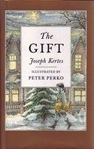The Gift, par Joseph Kertes (illustrations Peter Perko) Un jeune garçon juif est invité à un souper de Noël et veut offrir le cadeau parfait.
