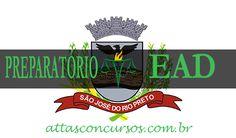 Curso preparatório EAD para assistentes sociais para o Concurso de São José do Rio Preto.Todo conteúdo específico do edital em um curso totalmente on line.