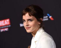 Emma Watson's new fringe
